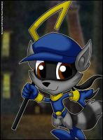 Cute Little Thief by Verona7881