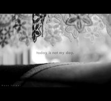 today is not my day by birazhayalci