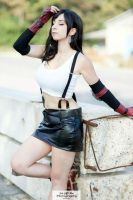 Tifa Lockhart - Final Fantasy VII by RaionsArt