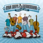 Album Design - Ryan Shupe by gavacho13