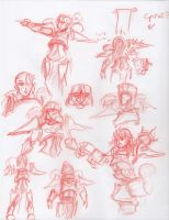 40k Sororitas Project thumbs 2 by HJTHX1138