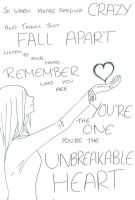 Unbreakable Heart by LifeHasStarted