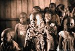 Samburu School Kids by Solarstones