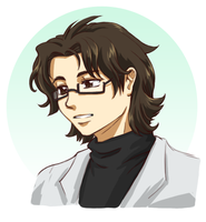 Otacon by nangke
