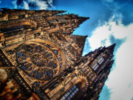 St. Vitus Cathedral by Asimakis
