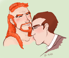 Moar Pickles and Charles plz by KellyDawn