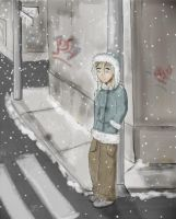 Dull, Winter by Scarecrowlover
