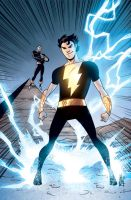 Shazam Cover Colors 15 by heck13r