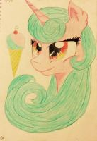 Mint Swirl by LovePop1