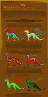 Colouring and Markings Tutorial by PteraDragon
