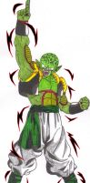 Pikcolo (Super Namek 3rd form) by DBZ2010