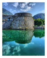 Kotor, Montenegro by psdlights