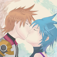 Ventus x Aqua - eternal love by Masanohashi