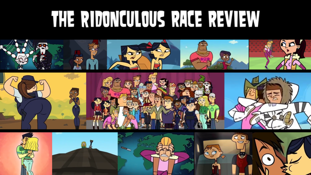 The Ridonculous Race: Full Review by air30002