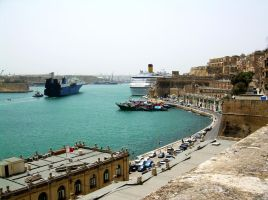 Grand Harbour by Pawlu22