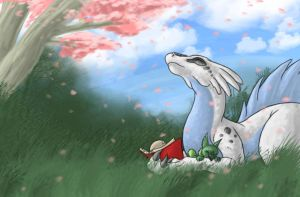 MP Art Contest Entry: Spring by Autobot-Windracer