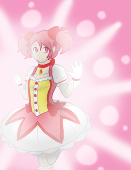 PMMM - Magical Girl Madoka by Stareon