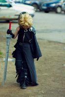 Young Cloud Strife by killajo112