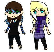Human Adoptables .-Open-. by Lova-Adopts