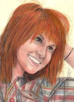 Hayley Williams by littlemoose89