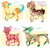 Doge Adopts { REDUCED PRICE } by meteorcrash