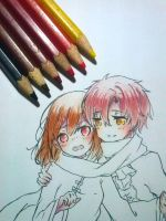 [WIP 4] Warmth in the Winter by Sweetmeloday
