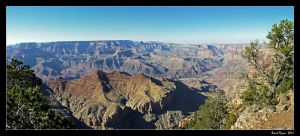 Grand Canyon 01 by DarthIndy