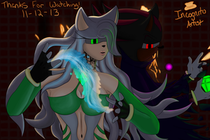 11-12-13 Gift For Watchers(and Nonwatchers) by IncognitoArtist