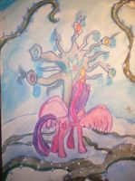 The tree of harmony by ArtRave555