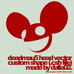 deadmau5 Head Vector by dalla-kun