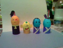 Avatar Eggs by nie-chan