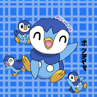 Piplup's by Mischief-Moose