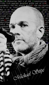 Michael Stipe by mad-and