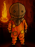 Trick 'r Treat - Sam by SamRAW08