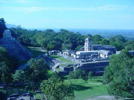 Palenque by supergordito