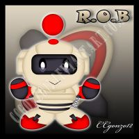 R.O.B. Chao by CCgonzo12