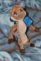 Movable Timon with label - TLK by MoondragonEismond