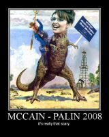 McCain Palin '08 by aotocki