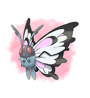 MEGA BUTTERFREE by LeBovaro