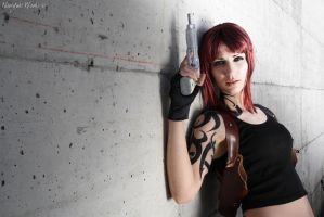 Revy by Bellcrius