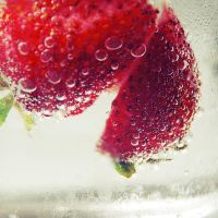 Sparkling strawberry 2 by xinsation