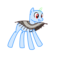 MLP Base: Ponchos Make You Fly! by pinay4life001
