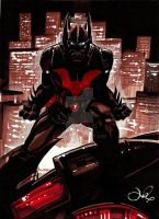 Batman Beyond Finished by Sigint