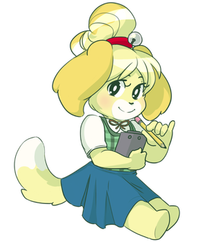 Isabelle by SOLAR-CiTRUS
