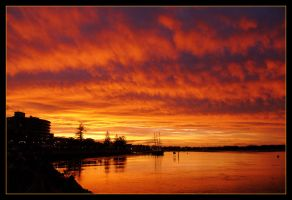 Port Macquarie Christmas Eve 3 by wildplaces