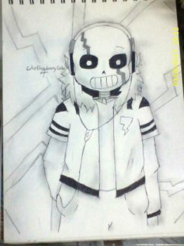 My Own Sans :D by CutieStrawberryCake