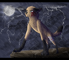 Com - Into the storm by Reneah