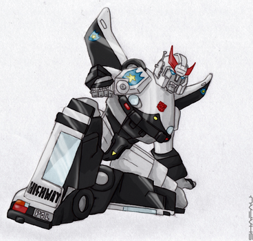 Prowl -revision B- by shafau