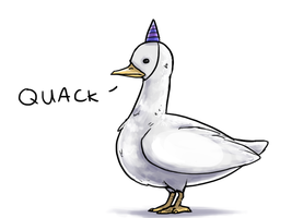 QUACK by Epifex