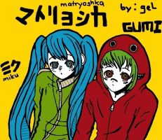 Matryoshka by geL02